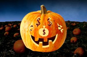 Win the $284 million jackpot  Mega Millions is offering  on Halloween night!