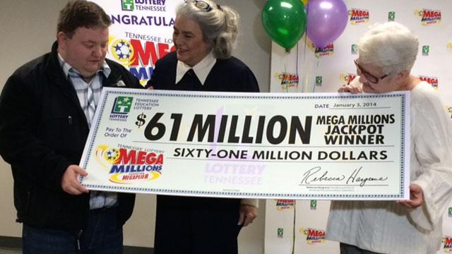 Mega Millions jackpot reaches $61 million once again
