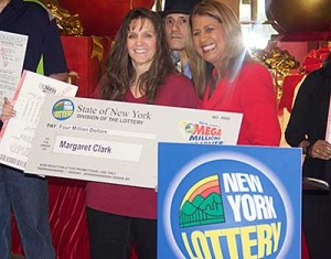 US Mega Millions $4 million winner
