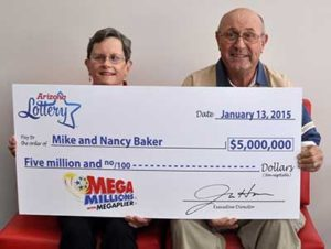 Mega Millions $5 million winners