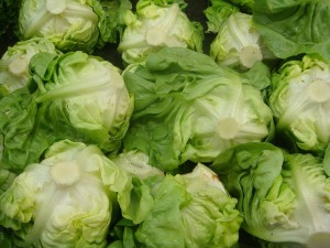 US Mega Millions jackpot buys you many heads of lettuce