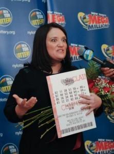 tammy pratt wins $126m in Mega Millions lottery