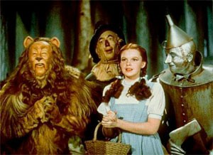 wonderfulwizard of oz