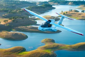 Buy a load of ICON A5 Amphibious Light Sport Aircrafts with a Mega Millions success in the next draw