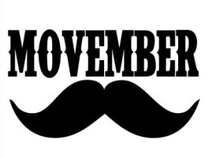 Movember 2015 coincides with a fantastic jackpot in the biggest US lottery today