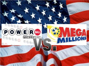 Exciting lottery battle between two US lottery giants