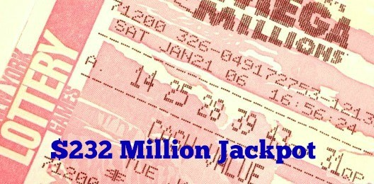 Say you win Mega Millions