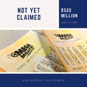Not Yet Claimed - $522 Million