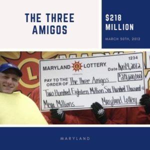 The Three Amigos - $656 Million