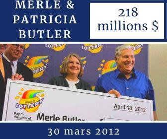 Merle und Patricia Butler aus Illinois