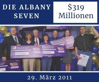 The Albany Seven – $319 Millionen