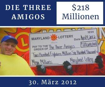 The Three Amigos – $218 Millionen