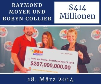 Raymond Moyer und Robyn Collier aus Florida